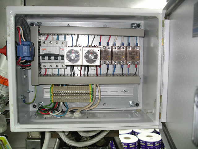 Ross Monk Electrical - Controller